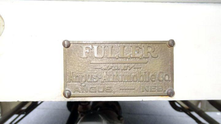 Fuller model A Touring - 1908