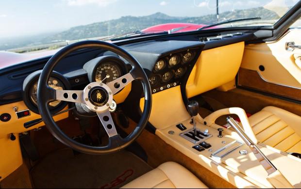 Lamborghini Miura P400 SV - 1971