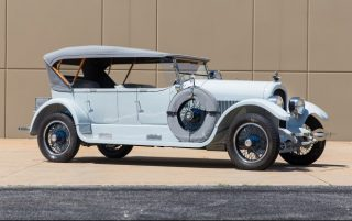 Marmon 34B Touring – 1922