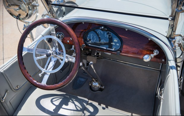 Marmon 34B Touring - 1922 10