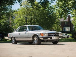 Mercedes-Benz 450 SLC – 1980
