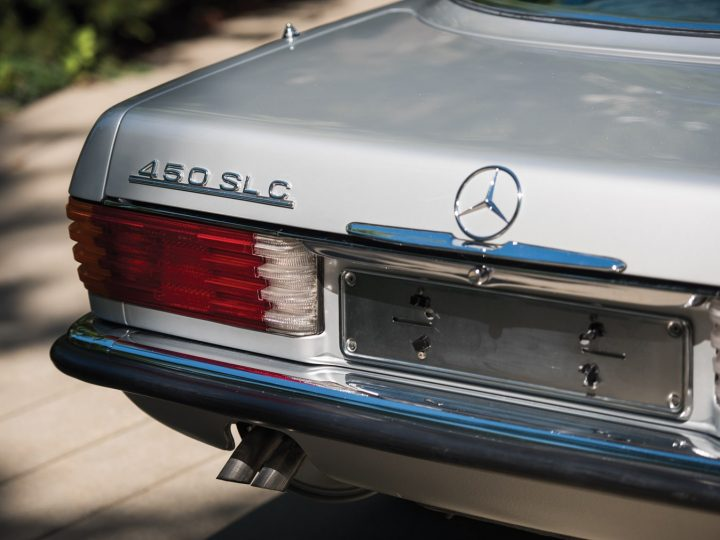 Mercedes-Benz 450 SLC - 1980