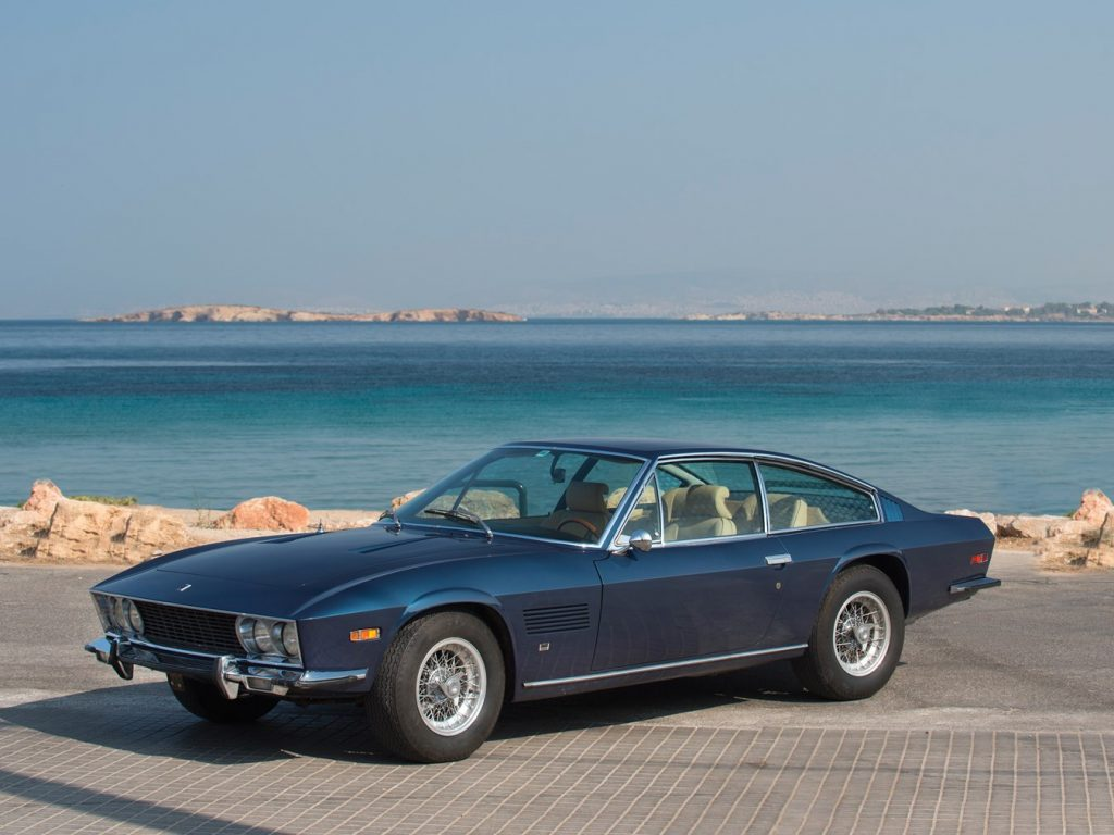 Monteverdi 375/L High Speed Coupe - 1971