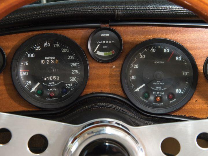 Monteverdi 375/L High Speed Coupe - 1971