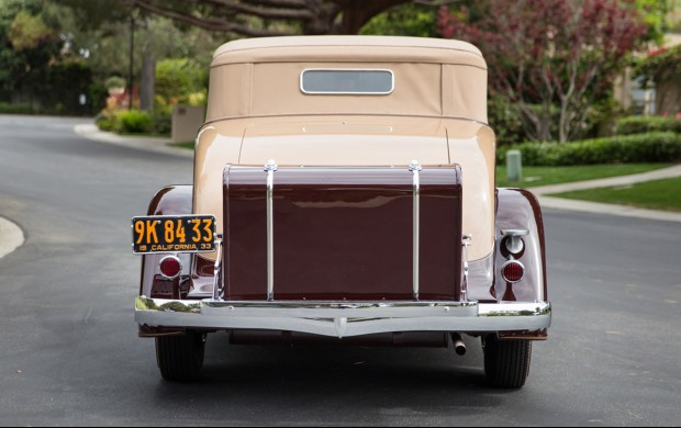Packard Eight 1001 Coupe Roadster - 1933