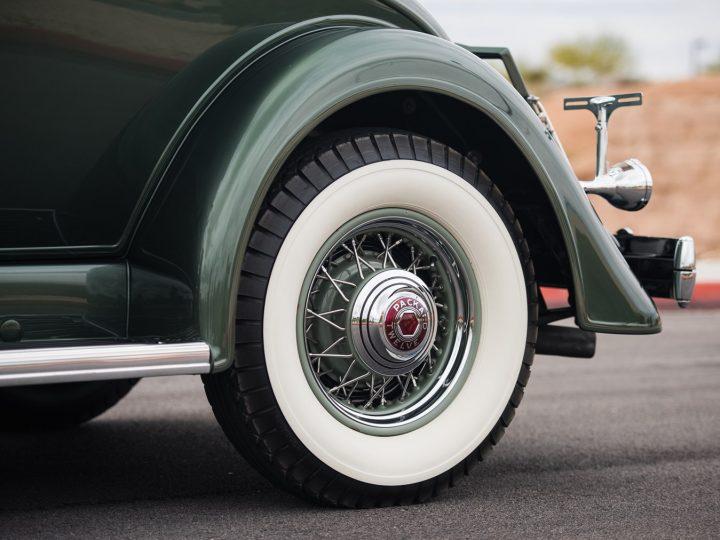 Packard Twelve Coupe Roadster - 1933