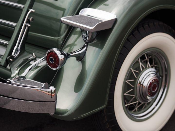 Packard Twelve Coupe Roadster - 1933 18