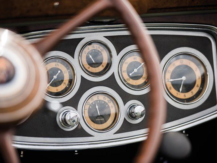 Packard Twelve Coupe Roadster - 1933 21