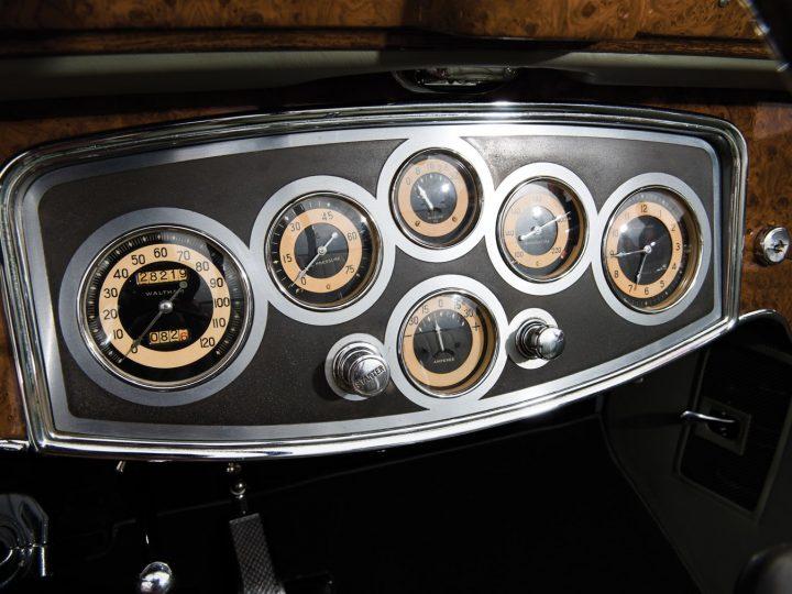 Packard Twelve Coupe Roadster - 1933 23