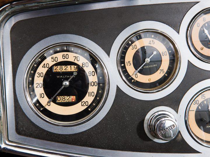 Packard Twelve Coupe Roadster - 1933 24