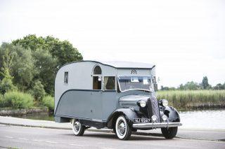 Pontiac Six 4 Litre Motorhome – 1936