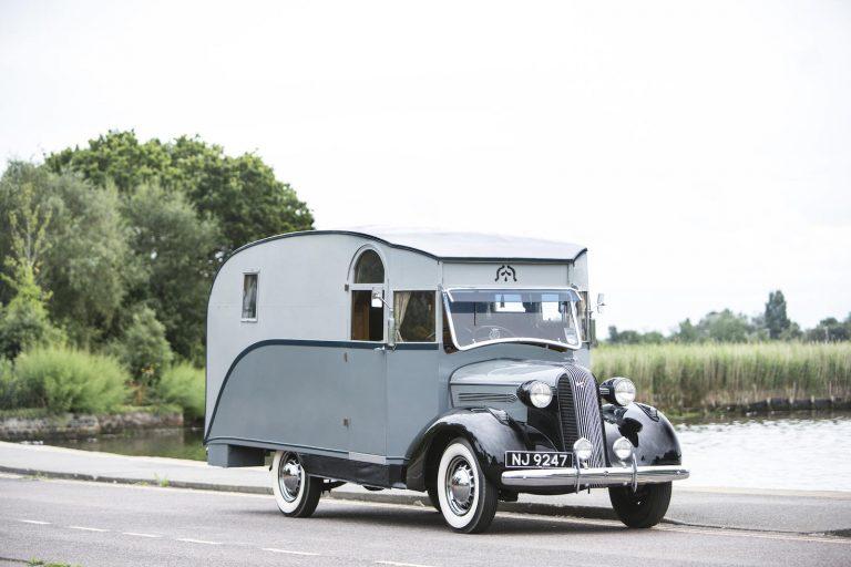 Pontiac Six 4 Litre Motorhome - 1936