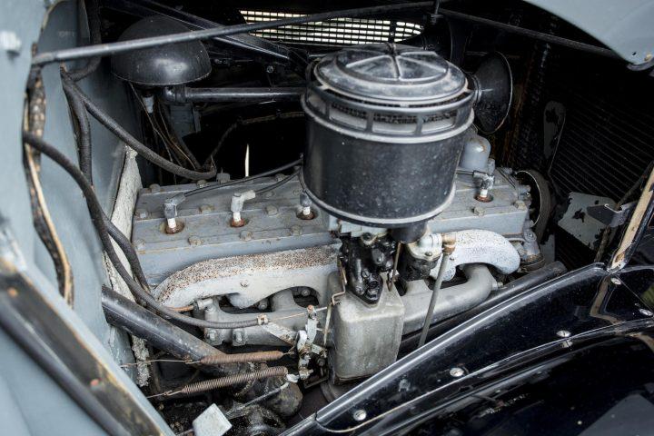 Pontiac Six 4 Litre Motorhome - 1936 20