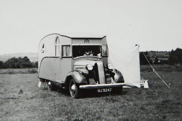 Pontiac Six 4 Litre Motorhome - 1936 23