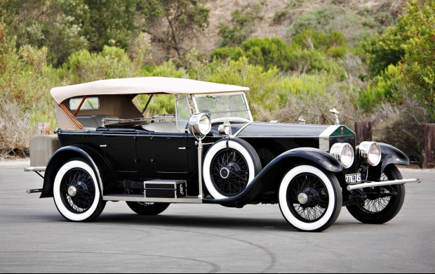 Rolls-Royce Silver Ghost Pall Mall - 1923