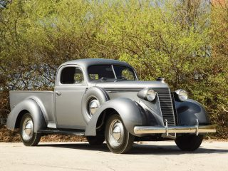 Studebaker J5 Coupe-Express – 1937