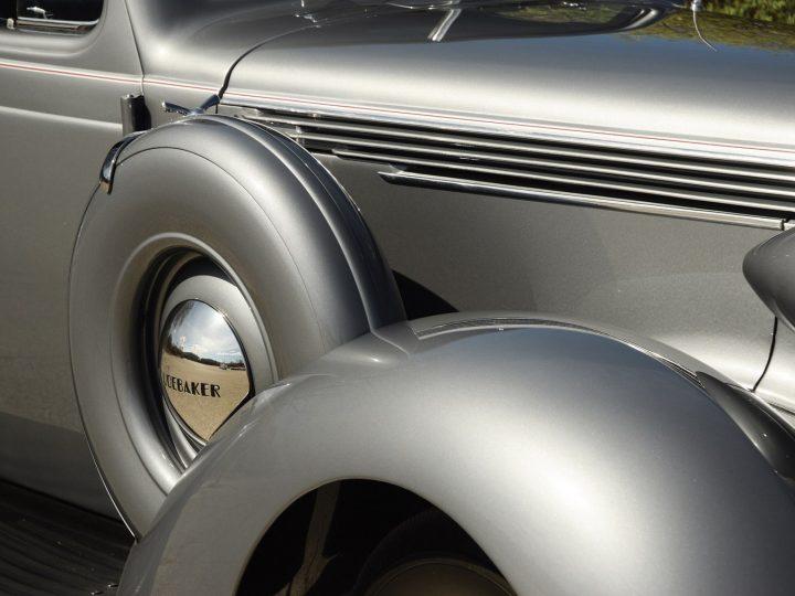 Studebaker J5 Coupe-Express - 1937