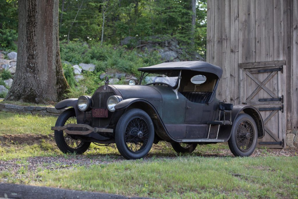 Stutz Series K Bearcat - 1921