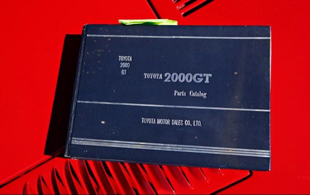Toyota 2000 GT - 1967