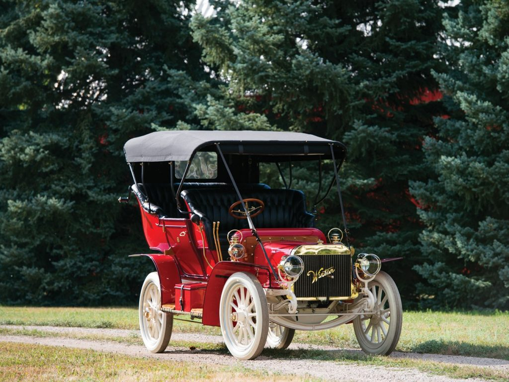 Winton Model K Touring - 1906