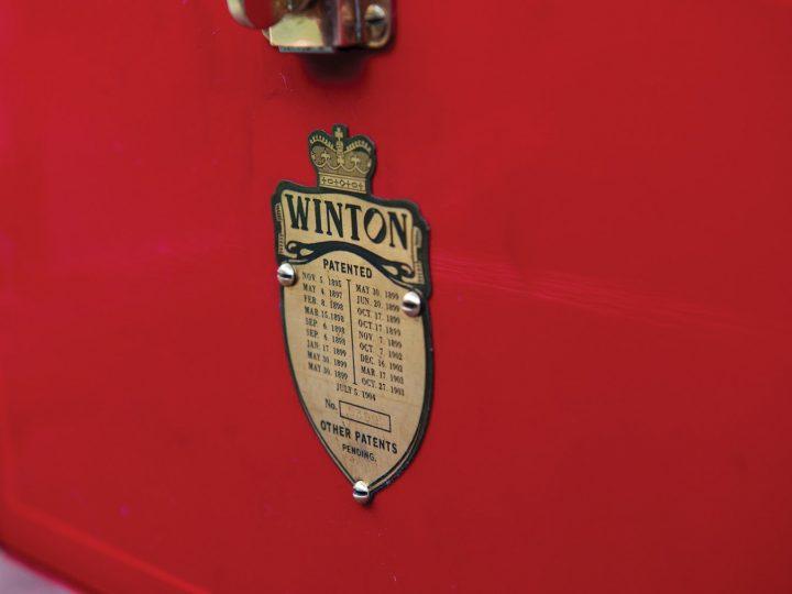 Winton Model K Touring - 1906 14