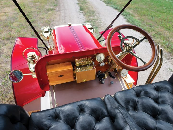 Winton Model K Touring - 1906 21