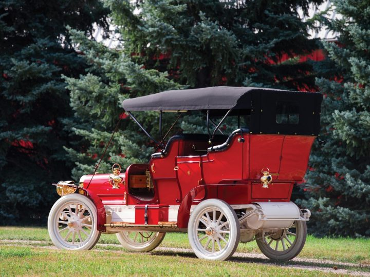 Winton Model K Touring - 1906
