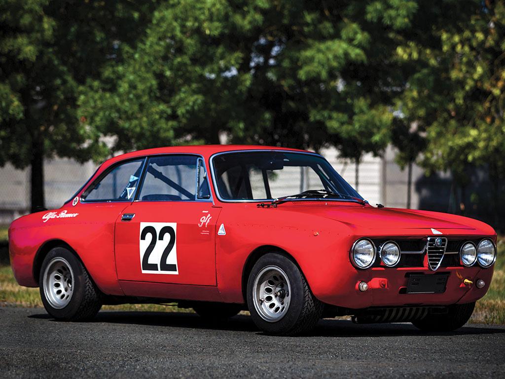 Alfa Romeo 1750 GTAm – 1968