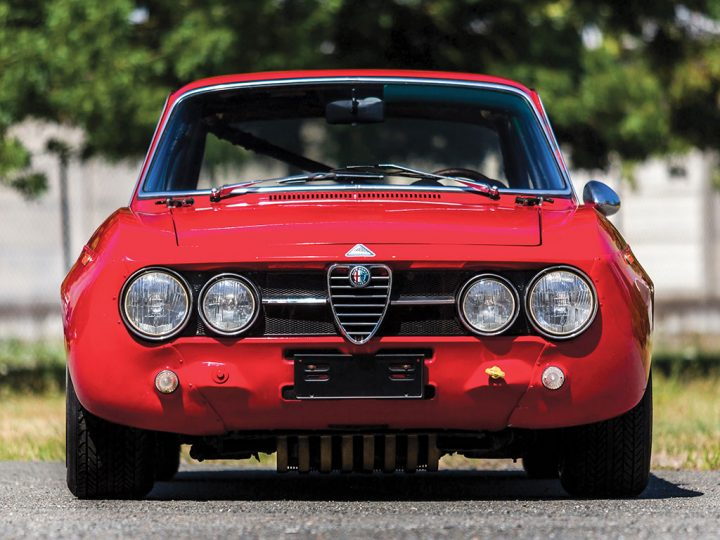 Alfa Romeo 1750 GTAm - 1968
