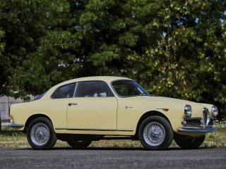 Alfa Romeo Giulietta Sprint 1300 – 1961