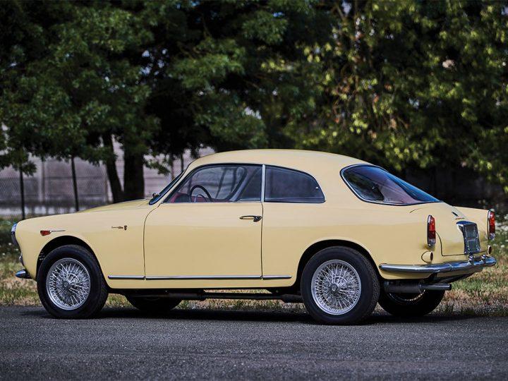 Alfa Romeo Giulietta Sprint 1300 - 1961