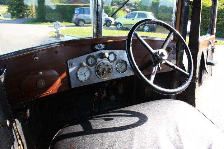 Ansaldo Tipo4CS Weymann Saloon - 1926