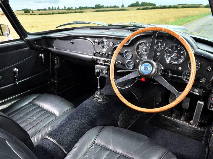 Aston Martin DB4GT - 1960