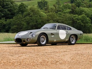 Aston Martin DP215 Grand Touring Competition Prototype – 1963