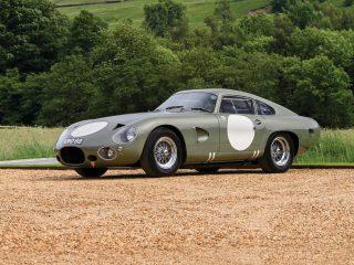 Aston Martin DP215 Grand Touring Competition Prototype – 1963