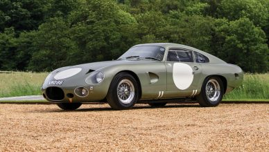 Aston Martin DP215 Grand Touring Competition Prototype - 1963