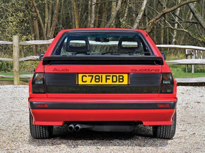 Audi Sport Quattro - 1986 5