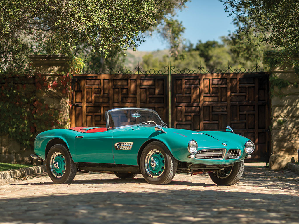 BMW 507 Roadster Serie I - 1957