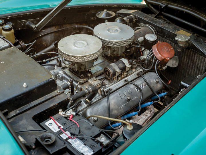 BMW 507 Roadster Serie I - 1957