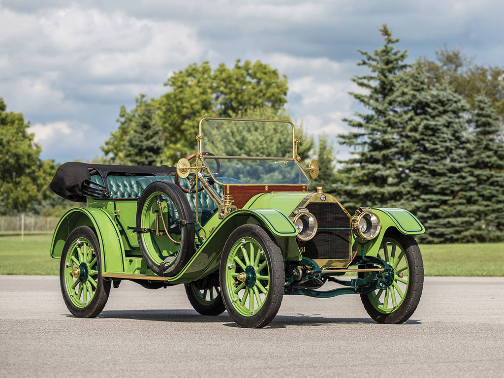 Chalmers Thirty Pony Tonneau – 1911
