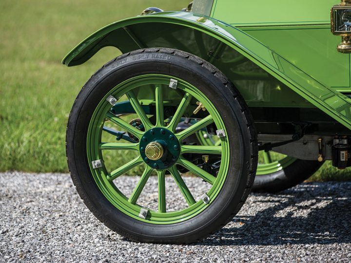 Chalmers Thirty Pony Tonneau - 1911