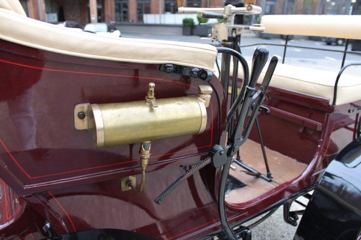 Delahaye 6CV Type 0 - 1897