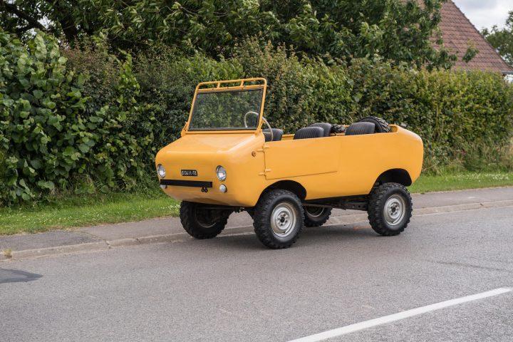 Ferves Ranger 4x4 - 1969