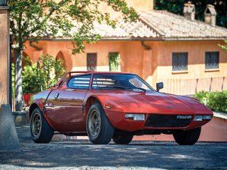 Lancia Stratos HF Stradale – 1971