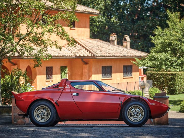 Lancia Stratos HF Stradale - 1971