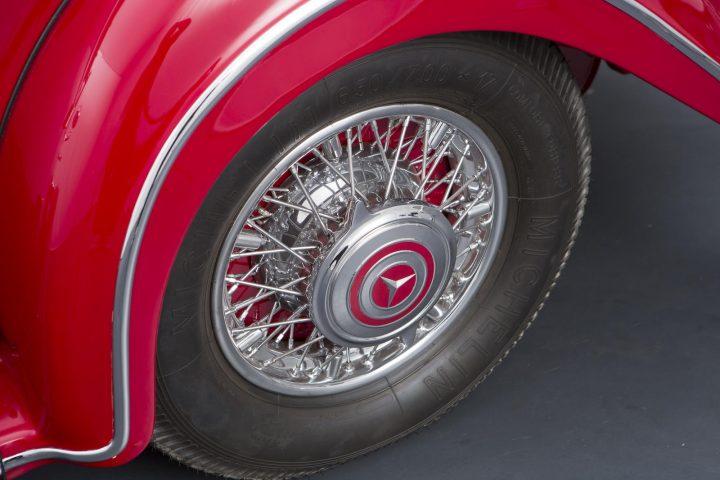 Mercedes-Benz 500 K Roadster - 1935