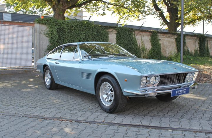 Monteverdi 375 L High Speed - 1973