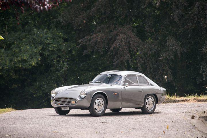 OSCA 1600 GT Zagato - 1964