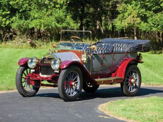 Overland Model 61 Touring – 1912