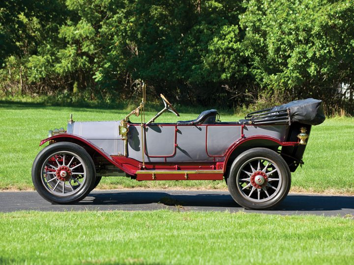 Overland Model 61 Touring - 1912